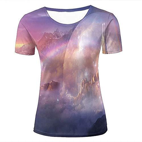 WEIYI BO Camiseta Unisex en 3D con diseño de atrapasueños d XL