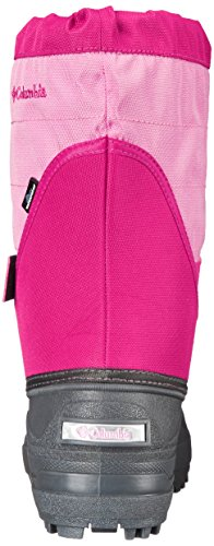Columbia Powderbug Plus Ii, Chaussures Multisport Outdoor Mixte Enfant Glamour, Orchid