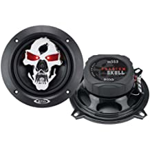 BOSS SK553 altavoz audio - Altavoces para coche (De 3 vías, 90 Db, 275W, 2,54 cm, 13,33 cm)