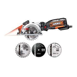 WORX WX427 XL 710W WORXSAW Compact Circular Saw
