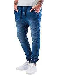 Sky Rebel Jeans Jogger Phoenix Dk Blue