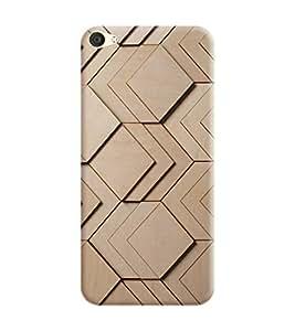 Gismo Vivo V5s Cover / Vivo V5s Back Cover / vivo v5s Designer Printed Back Case - Abstract Pattern Design