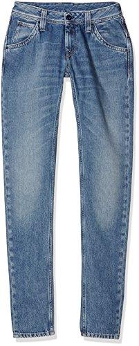Pepe Jeans London Idoler, Jeans Donna Blu (Denim)