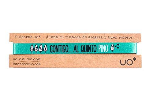 UO - Pulsera estampado
