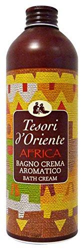 Trésors d'Orient Lot de 6 bain Afrique 500 ml. Les savons et cosmétiques