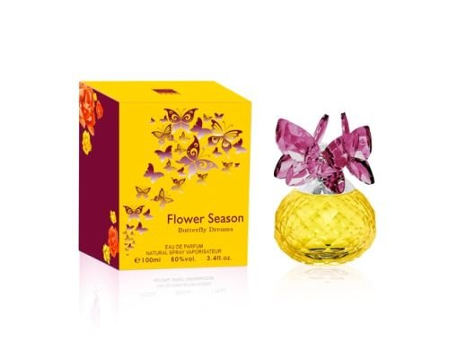 Jean Pierre Sand Eau de Parfum Flower Season Butterfly Dreams 100 ml
