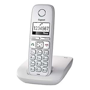 Gigaset E310 Téléphone sans fil DECT/GAP Blanc