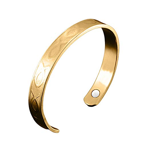 ZUOLUO Therapie-Armband Magnetarmband Werkzeug Für Die Wechseljahre Arthrose Arthritis-heilendes Armband Einstellbare Schmerz Magnetische Armbänder -