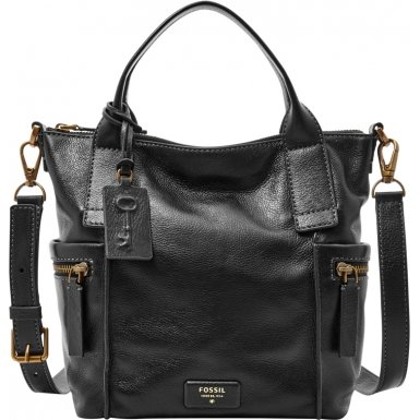 fossil-emerson-medium-satchel-black
