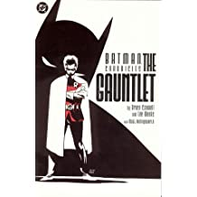 Batman: The Gauntlet by Lee Weeks (2000-11-01)