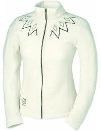 66° North Kaldi lana de las mujeres, mujer, color blanco, tamaño XXL