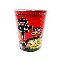 Nongshim Shim Cup Noodle Soup, 68gm