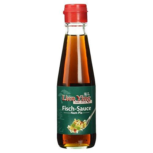 Lien Ying Thai Style Fisch-Sauce, 200 ml