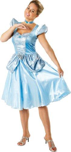 Disneys Aschenputtel™-Kostüm für Damen - M (Kostüm Fee In Aschenputtel)