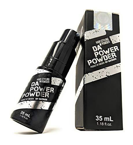 Da'Dude Da Power Powder haar puder für männer - haarpuder volumen - Volumenpulver mit Matt Effekt