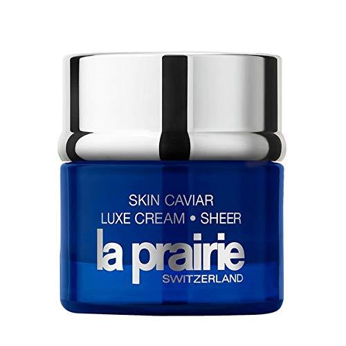 Luxe Sheer (La Prairie Skin Caviar Luxe Cream Sheer Premier 50 ml)
