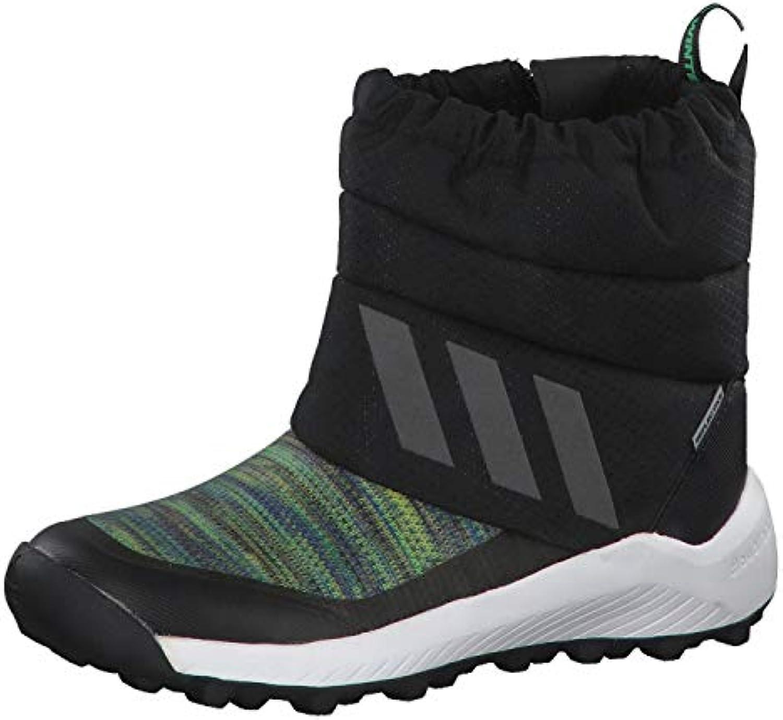 adidas unisexe enfants rapidasnow rapidasnow enfants btw c & eacute; haut lieu des bottes de randonnée, Noir  (negb & aacute; s / refsil / limsho 0), 10.5 royaume - uni 616356