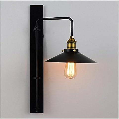 Treno di ristorante elegante comodino lampade/luci/camera da letto den soggiorno arte personalit¨¤ lampada da parete