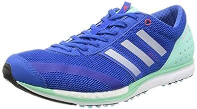 Adidas Adizero Takumi Sen Chaussure De Course à Pied - SS17, Bleu, 40 2/3 EU
