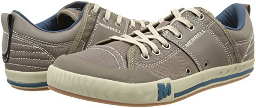 Merrell Men's Rant Outdoor Multisport Training Shoes Grey (Boulder) 11.5 UK