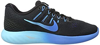 Nike Lunarglide 8, Women's Competition Running Shoes, Black (Blackmlt-clear-deep Royal Blue-photo Blue), 4 Uk (37.5 Eu) 5