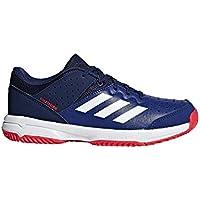 half off 6dd75 9bfd6 adidas Court Stabil Jr, Chaussures de Handball Mixte Enfant