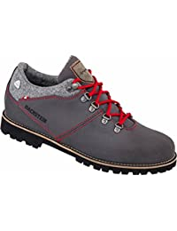 ROOF OF HERMANN Lifestyle Menu0027s Mountain Shoes (Grey/Red)