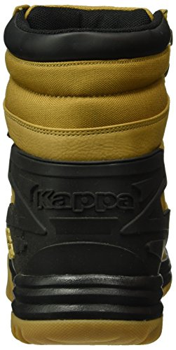 Kappa Farum, Bottines non doublées mixte adulte Beige - Beige (4111 Beige/Black)