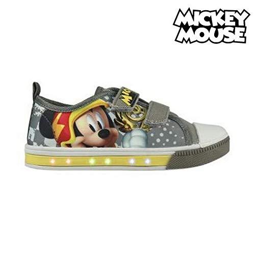 Zapatillas Mickey Mouse con Luz