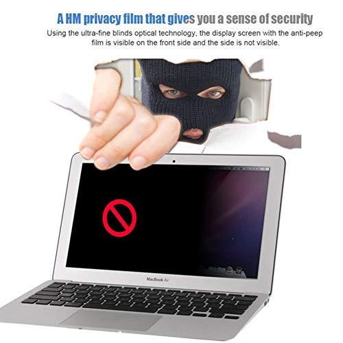 BAIJ 15 Zoll Computer Privacy Screen Filter Protector, Schützen Wichtige Informationen, Seitenverhältnis 4: 3, 30,4 X 22,8 cm Filter-anti Glare Screen Protector
