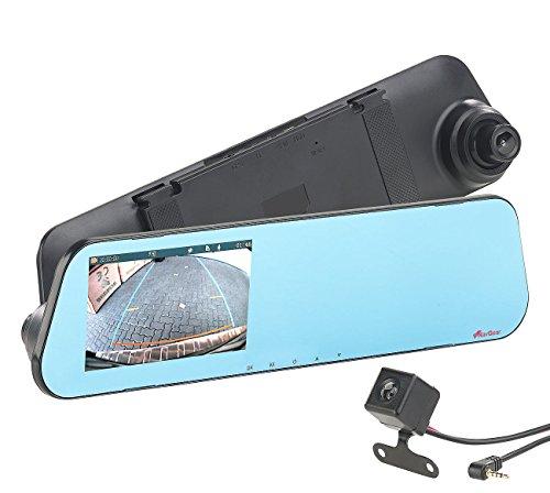 NavGear Autocamera: HD-Rückspieg...