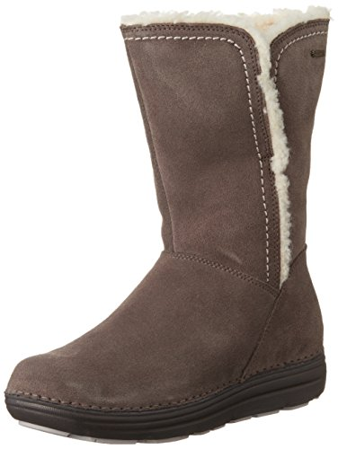 Casual stivali da donna Clarks - Nelia Net GTX, marrone (Brown), 37