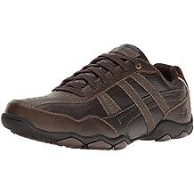 Skechers Diameter-Henson, Zapatos de Cordones Derby para Hombre