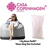 Casa Copenhagen Edition 2019 Elite Export Quality 1 Kg Bean Bag Refill/Filler
