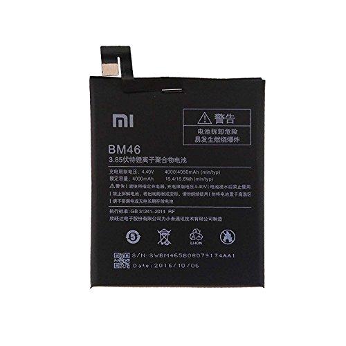 Engelic Bm46 4000 mAh Mobile Battery For Xiaomi Redmi Note 3 (Black)
