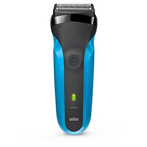 Braun Series 3 Elektrorasierer Herren 310s, blau