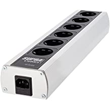 Supra Cables Netzleiste 6-fach MD06-Eu MK III
