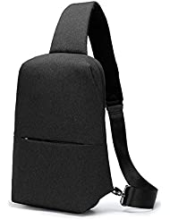 QWKZH Mochilas Chest Bag Sling Bag Leisure Chest Pack Small Size Shoulder Type Unisex Rucksack Crossbody