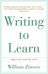 WRITING TO LEARN RC