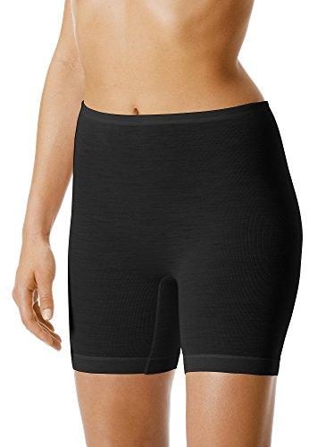 Mey Basics Primera Damen Leggings Schwarz 38