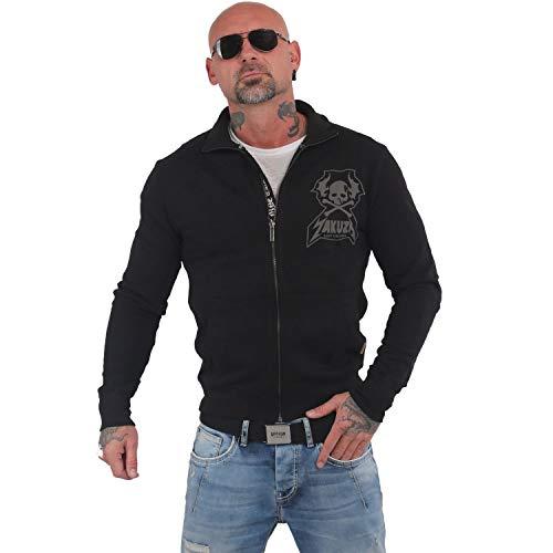 Yakuza Herren Beast Trainingsjacke Zipper