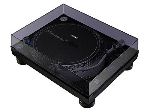 PIONEER DJ PLX-1000 Profesional placa giratoria tracción directa (Negro)