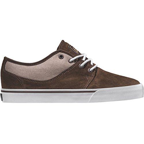Globe Mahalo del Hombres Skate Zapatos, Color Marrón, Talla 37.5 EU