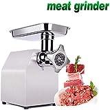 Casa Eléctrico Carne Amoladora, Acero inoxidable Máquina de picar carne Comercial Chorizo Stuffer Fabricante para