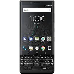 BlackBerry prd-63828-008key2Dual SIM Smartphone (11,4cm (4,5pouces), 128GB, appareil photo 12Mpx, Android 8.1) Noir, clavier QWERTZ