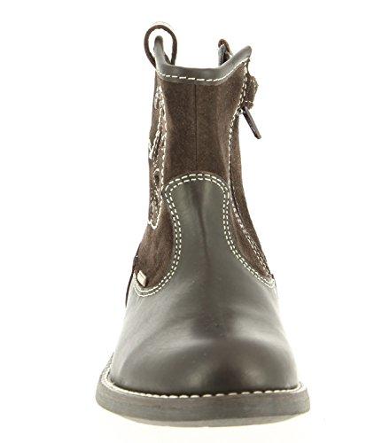 Pablosky, Chaussures montantes pour Fille Marron - Marron