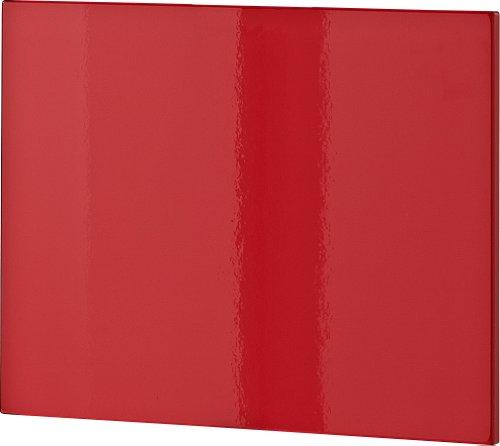 Germania 3263-118 Klappe/Front zum Schuhschrank Colorado in rot Hochglanz, 52 x 42 x 2 cm (BxHxT)