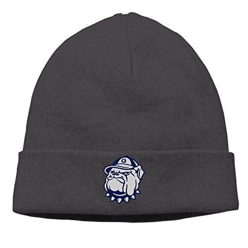Georgetown Hoyas College Sports Logo Dog Skull Beanies Hat Fashion Caps