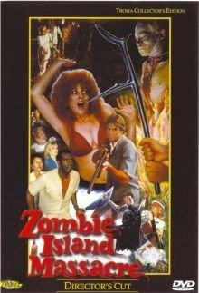 Zombie Island Massacre - Uncut (Troma)