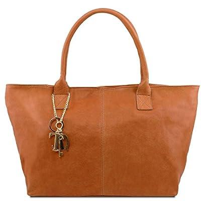 Tuscany Leather TL KeyLuck Bolso en piel para mujer